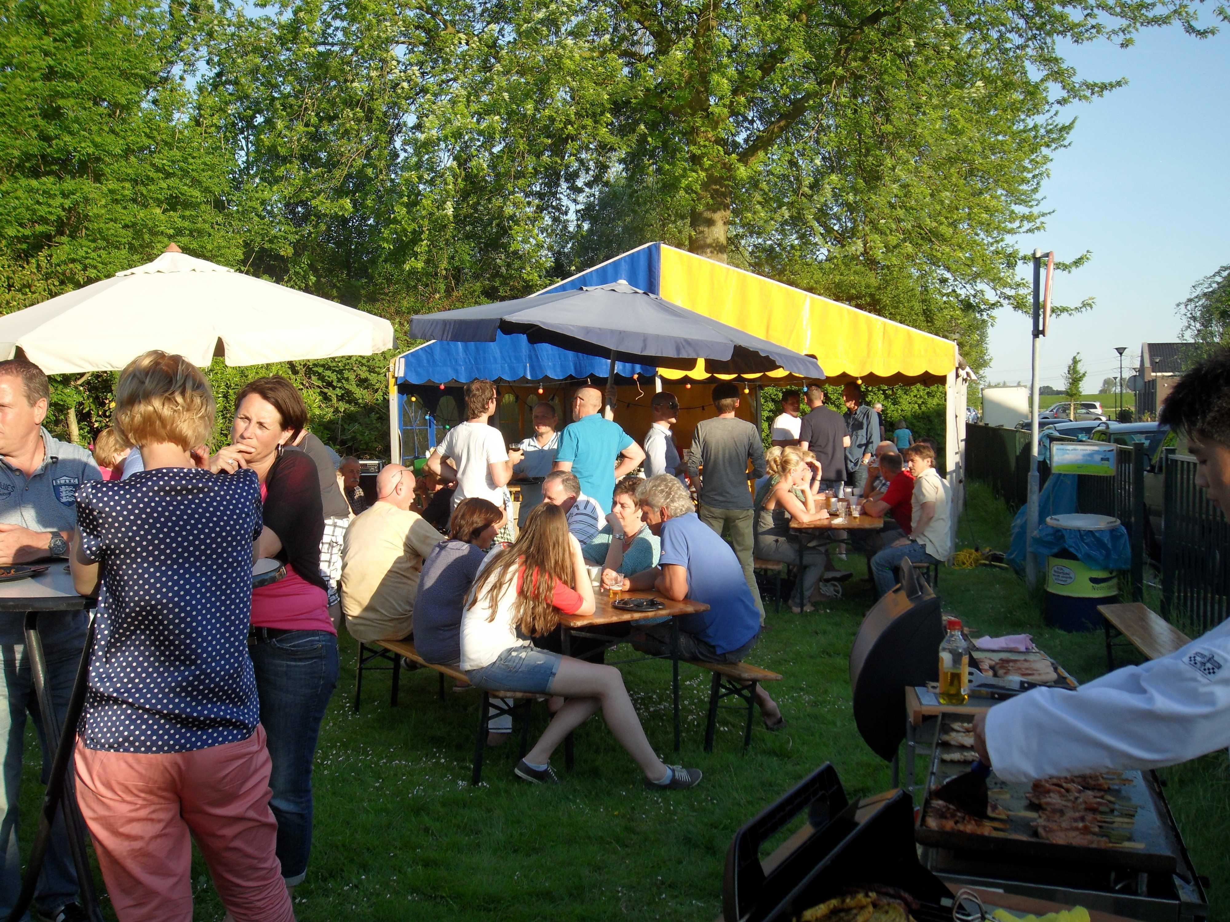 Complete bbq feesten op locatie mijn partyservice - Organiser barbecue party ...