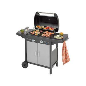 Professionele gasbarbecue