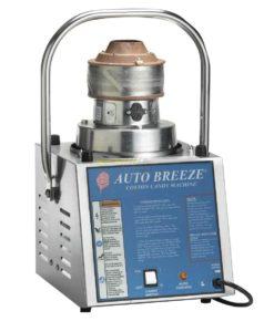 Breeze lock & go suikerspinmachine huren