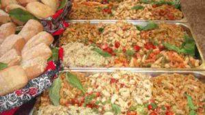 Italiaanse buffetten