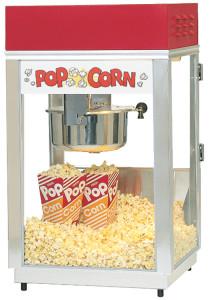 De nieuwste popcornmachine uit ons verhuurassortiment