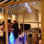 kerstfeest Bos en Lommer Amsterdam