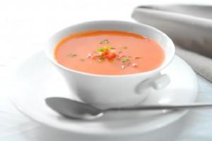 Soep van de tomaat