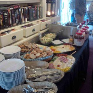 BBQ buffet Mpoint