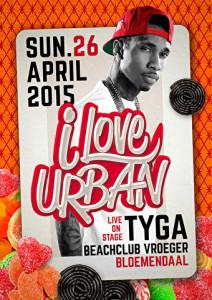 I love urban beachclub Vroeger Bloemendaal