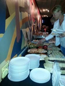 warm koud buffet Rotterdam
