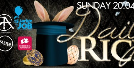 Daily Rich @The VIP Room; the Easter edition