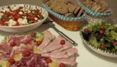 Bijgerechten winterbuffet