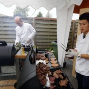 Winterbarbecue