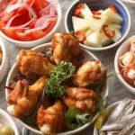 Mediterraans buffet