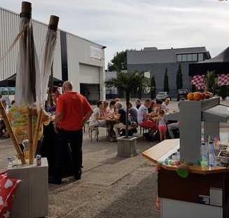 Ibiza feest Etten-Leur