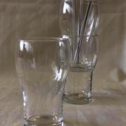 Frisdrank glazen