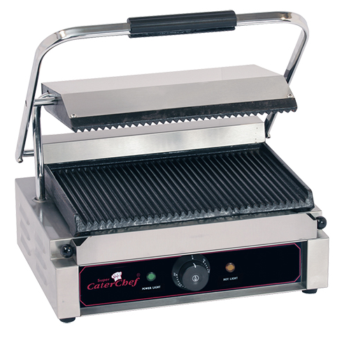 Caterchef contact grill