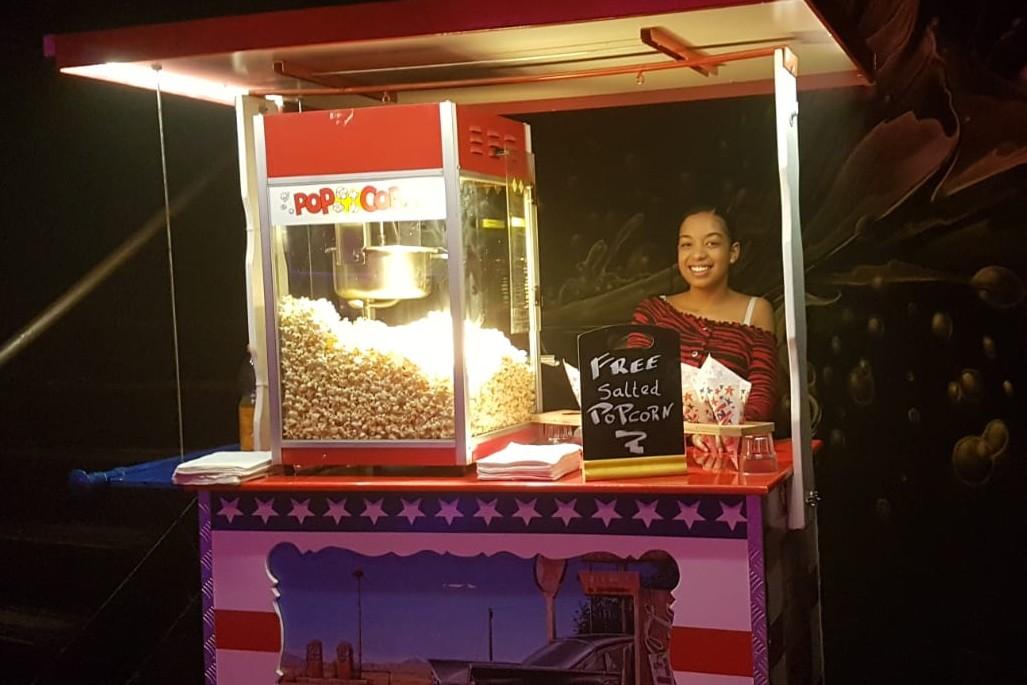 Popcorn USA kar