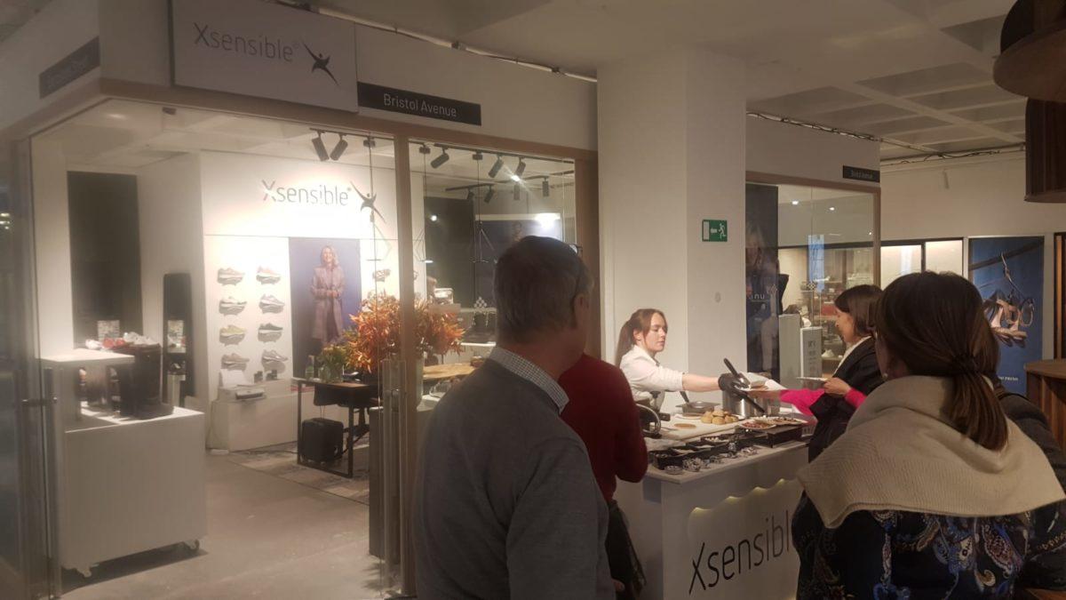 Stroopwafelbar Brussel trade mart