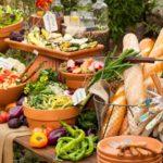 zomer buffet