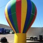 Opblaasbare grote ballon