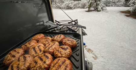 Winterbarbecue