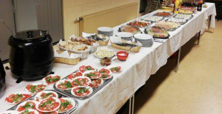 Gezond buffet