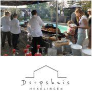 Barbecue catering Dorpshuis Hekelingen
