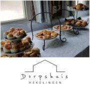 High tea Dorpshuis Hekelingen
